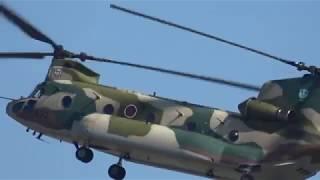 20184入間航空祭 CH-47による展示飛行です。 何年か前まで入間航空祭でM...