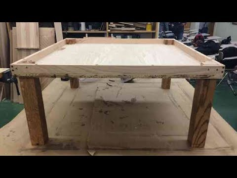 15-yr-old's shop class table stuns DIYers around the world  look closer and you'll see why