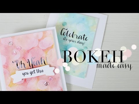 Bokeh Made Easy