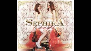 Sephira - The Irish Rock Violinists cover Hallelujah by Leonard Cohen