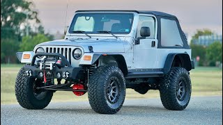 Davis AutoSports Jeep Wrangler LJ UNLIMITED / NEW BUILD / FOR SALE