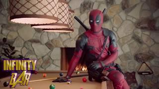 Deadpool Red Band Trailer - Infinity Bar