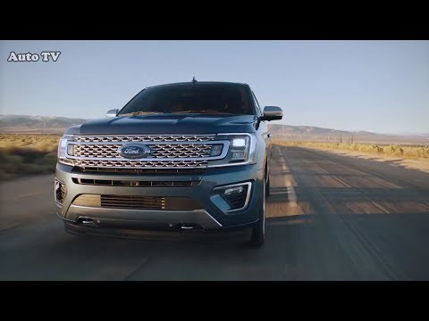 2018 Ford Expedition SUV Explain Features - The Best 3rd Row Seating SUV - Broom Car