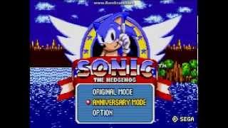Sonic the Hedgehog - Genesis - Sonic the Hedgehog Genesis + Energy Drink - User video