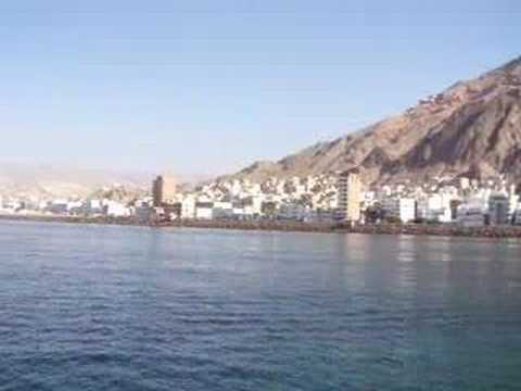 Anchorage at Al Mukallah/Yemen