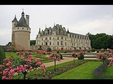 Patrimoine de France chateau renaissance de Chenonceau