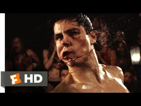 Never Back Down (1/11) Movie CLIP - Party Beatdown (2008) HD poster