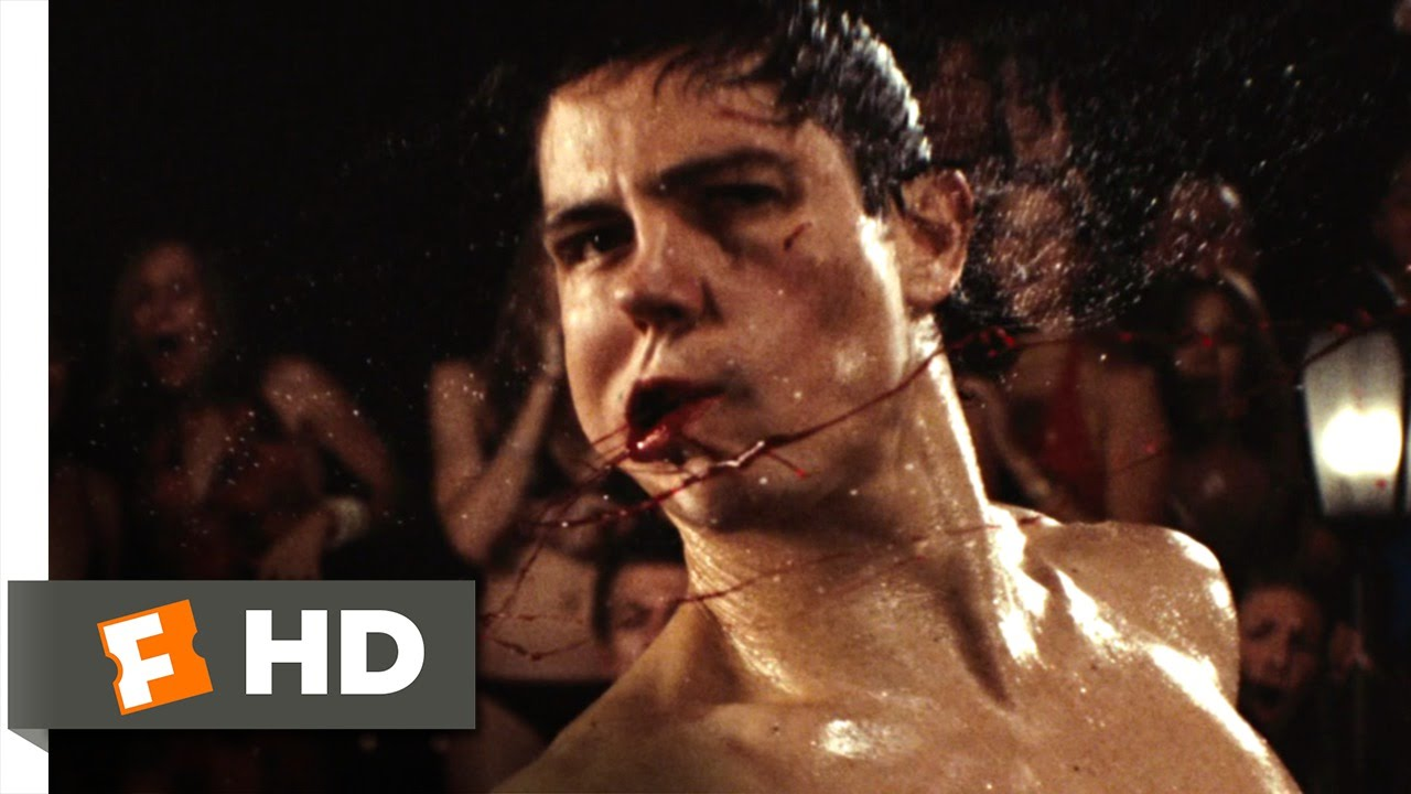 Download Never Back Down (1/11) Movie CLIP - Party Beatdown (2008) HD