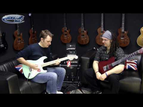 Hayden 2013 Mofo Valve Guitar Amps - World Exclusive Chappers Review