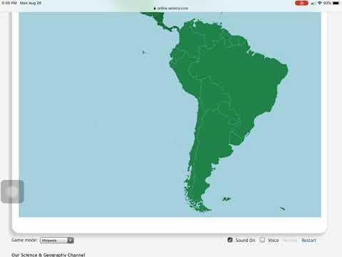 Countries of the world episode 11 Ecuador