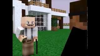 """Rude"" - Minecraft Animation"