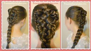 Stingray Braid Hairstyle Tutorial, Hair4myprincess