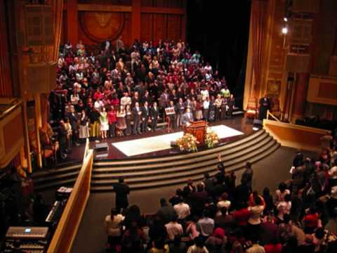 Brooklyn Tabernacle Choir - Only a look