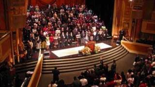 Watch Brooklyn Tabernacle Choir Only A Look video