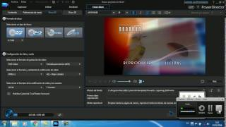 COMO UNIR VIDEOS Y EXPORTAR  A UN DISCO RAPIDAMENTE EN POWER DIRECTOR 12,13 Y 14