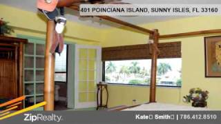 Homes for Sale - 401 POINCIANA ISLAND, SUNNY ISLES, FL