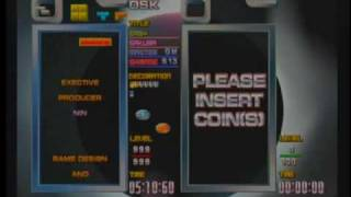 Tetris the grand master 3: Ti. Invisible challenge ! テトリス グランドマスター