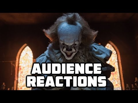 Stephen Kings IT Chapter 1 {RE-POST SPOILERS}: Audience Reactions | September 9, 2017