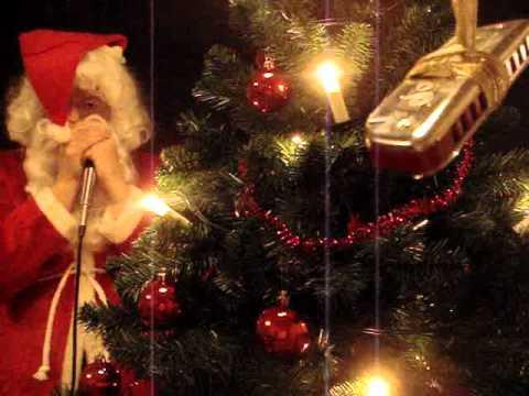 Harmonica harmonica tabs merry christmas : Cool Christmas Santa Blues Harmonica - YouTube