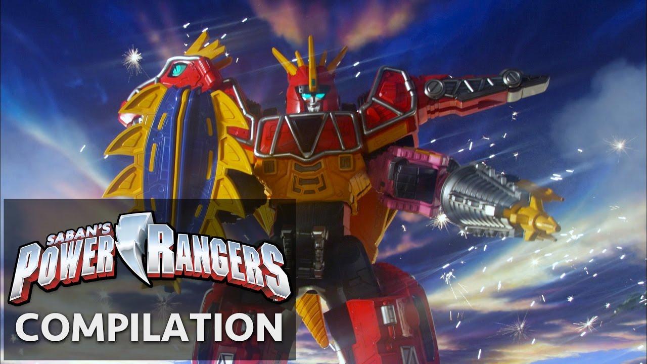Power Rangers Reihenfolge