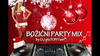Božićni Party Mix by DJ pluTONYum