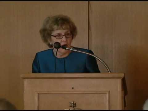 2011 McCain Conference Jean Elshtain on Preemptive and Preventative War