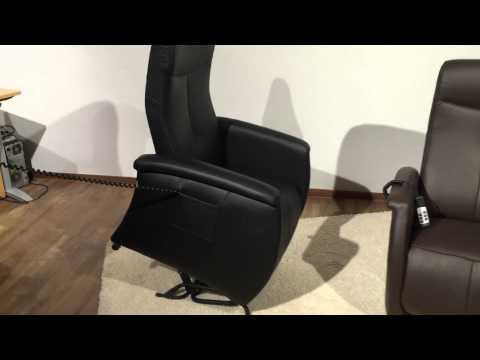 pr sentation motorische seniorensessel mit aufstehhilfe youtube. Black Bedroom Furniture Sets. Home Design Ideas
