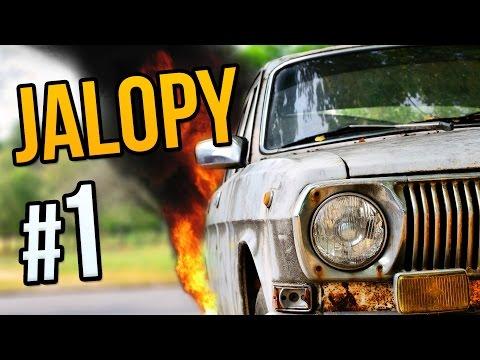 PIECE OF JUNK ★ Jalopy #1