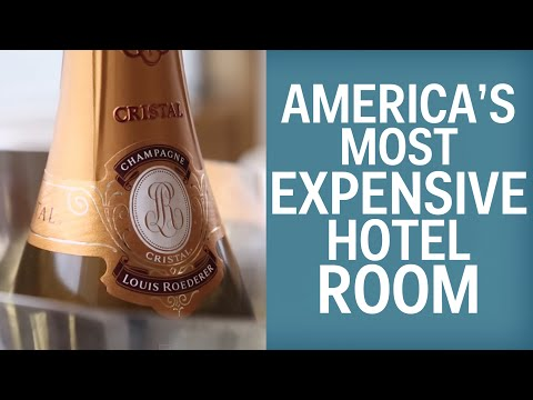 America's Most Expensive Hotel Room Costs $45,000 A Night — And It's Non-Negotiable