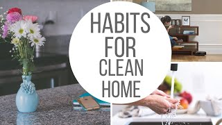 Daily Habits For Clean Home  | Daily Home Cleaning Routine and Tips | Indian Home | Hindi Video