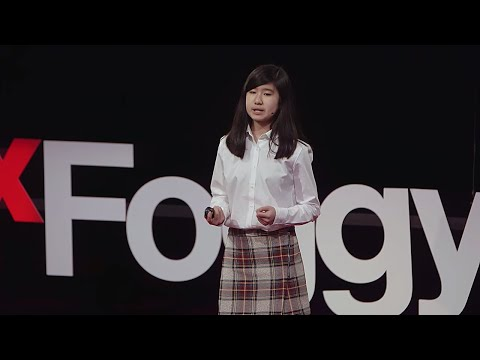 Changing the world with code | Emma Yang | TEDxFoggyBottom