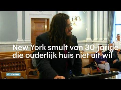 New York smult van 30-jarige die ouderlijk huis niet uit wil - RTL NIEUWS
