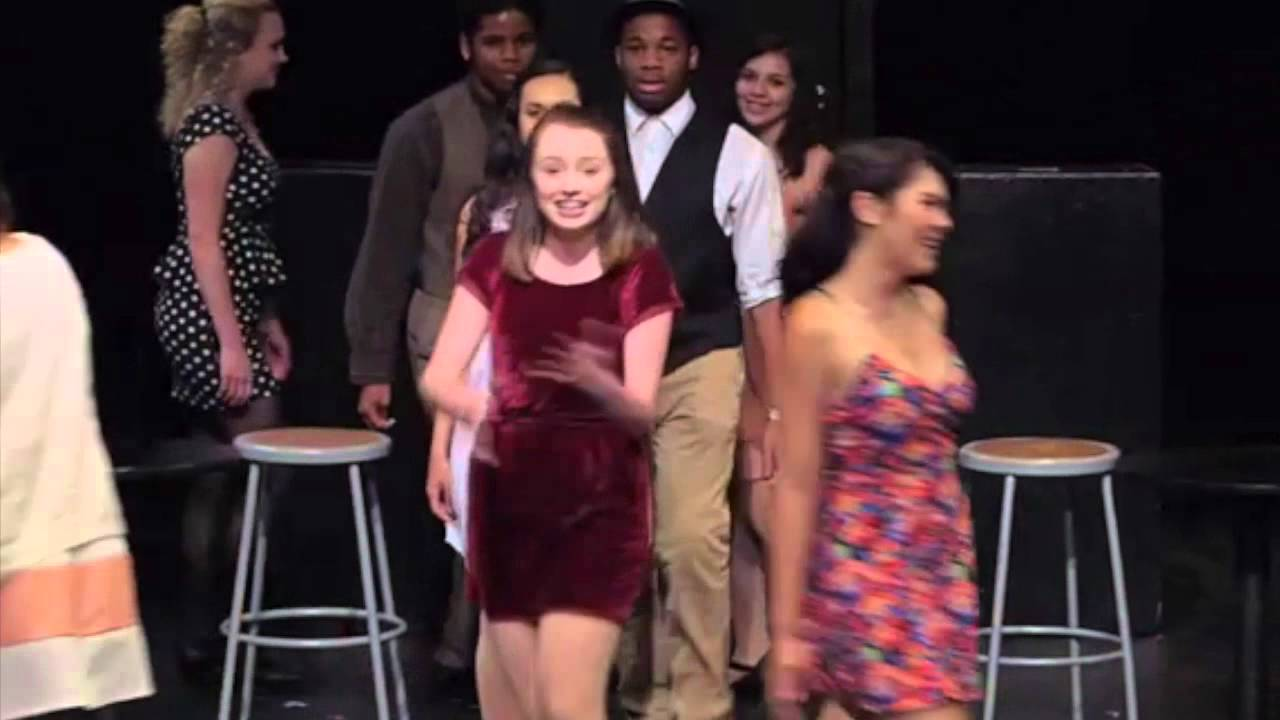 New Faces Amda High School Conservatory Final Performance Youtube