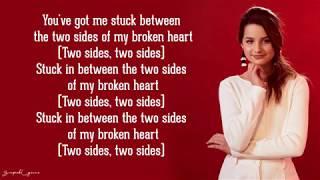 Two Sides - Annie LeBlanc (Lyrics)