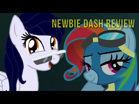 RarityDash Reviews #3- Newbie Dash Episode Review