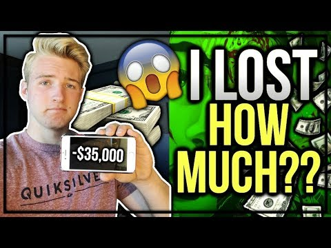 2 Dropshipping Mistakes That Costed Me $35,000