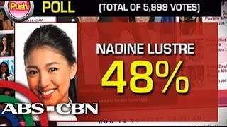 TV Patrol: Nadine Lustre, people