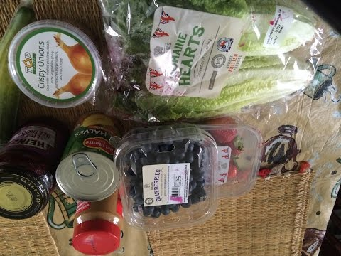 Lidl Grocery Haul: healthy foods that can AID WEIGHTLOSS