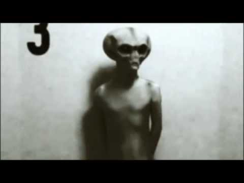 Real Grey Alien Footage Caught On Tape
