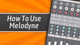 How To Use Melodyne Like A Pro (Today!) - BehindTheSpeakers.com
