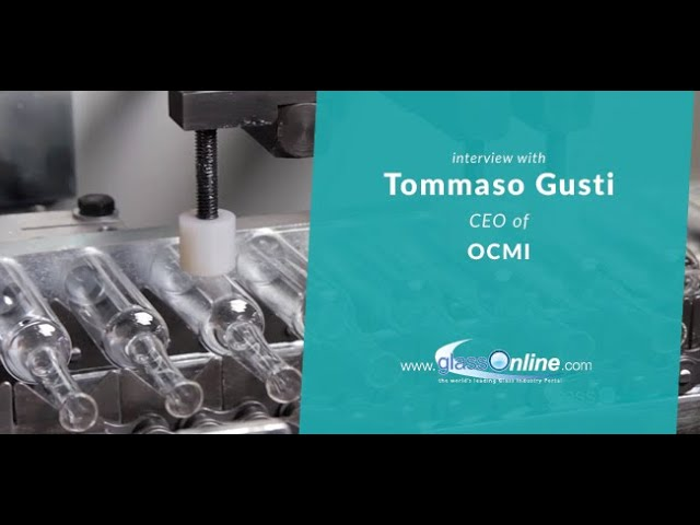 Video interview with Tommaso Gusti, CEO of OCMI