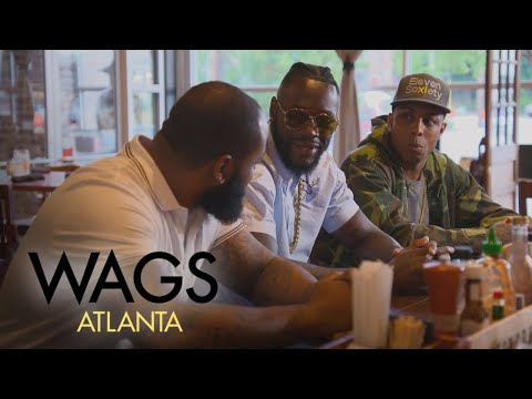 WAGS Atlanta | Is C.J. Mosley Ready to Put a Ring on GF Kesha's Finger? | E!