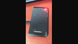blackberry z10 red light blinging  after flash..fix here...1000%