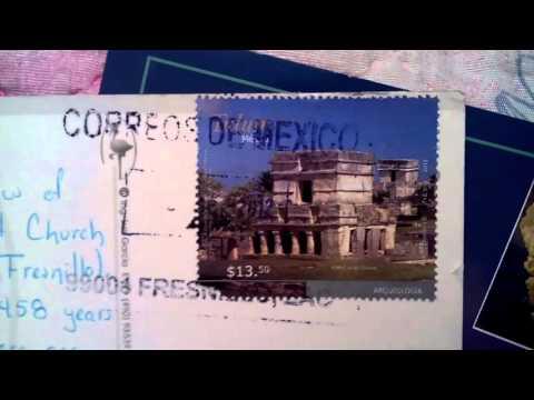 Посткроссинг. Обзор почтовых открыток