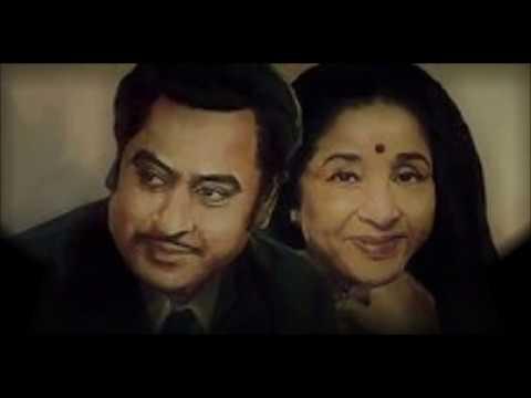 Kishore Kumar and Asha Bhosle_Kaahe Dukh Deke (Gumsoom; Bappi Lahiri, Yogesh; 1981)