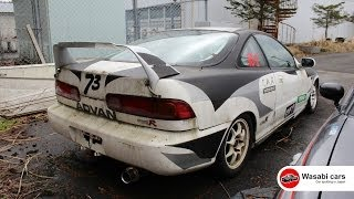 Abandoned Honda Integra DC2 Type R - Race-Spec and Mugen Accessorised