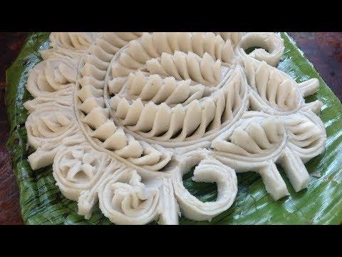 Amazing Hand Made Sweet Cake In Calcutta  -  Beautiful Skill Hand Made Pitha - Food bank