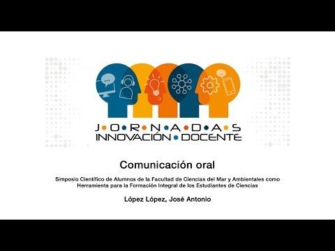 Jornadas de Innovación Docente Universitaria UCA - José Antonio López López