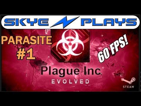 Plague Inc Evolved ►Parasite [Brutal] Part 1◀ Gameplay/Tutorial
