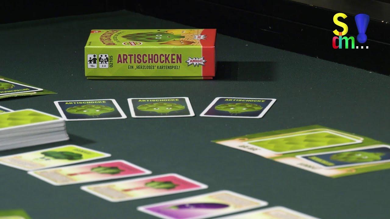 Spiel doch mal ARTISCHOCKEN! - Brettspiel Rezension Meinung Test #369